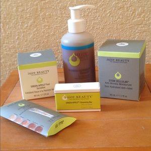 Juice Beauty 5-Piece Skincare Bundle- NEW